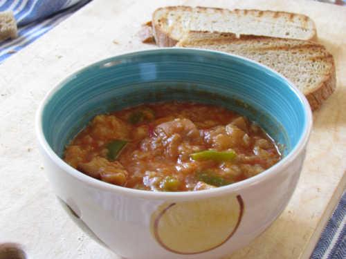 Zuppa di Ferragosto