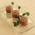 mousse de ciocolat-