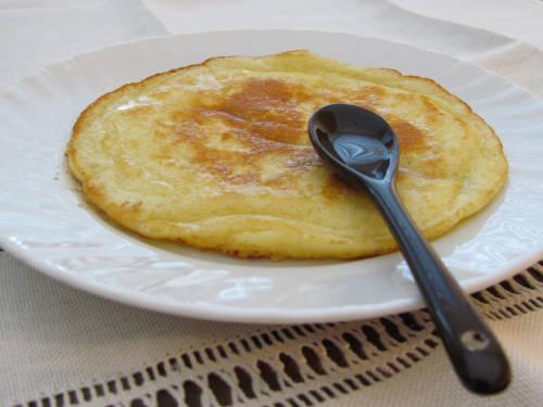 Pancake a merenda?