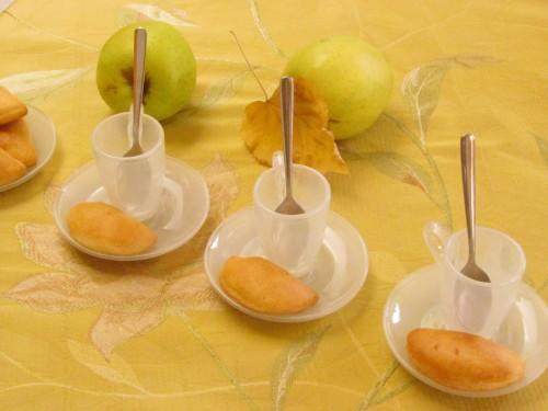 Profumo di mele e cannella