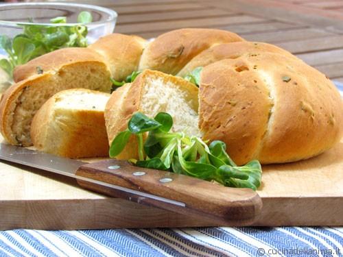 pane al pecorino e salvia