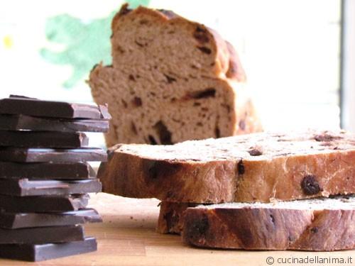 Pasta madre e cioccolato