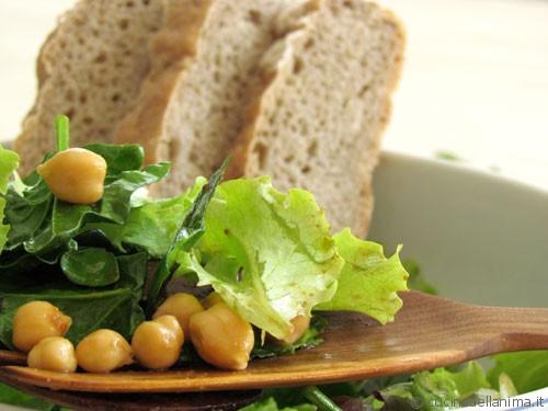 Insalata di spinaci: piatto unico di primavera