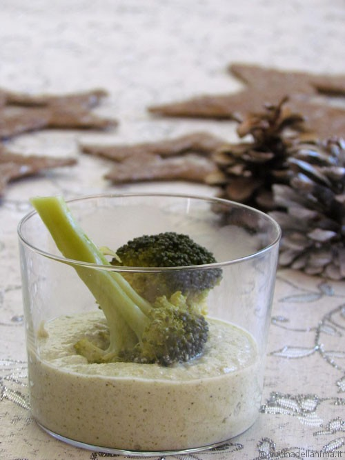 Broccoli in salsa