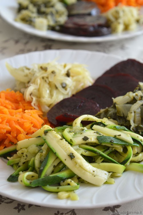 Depuriamoci: solo verdure#3