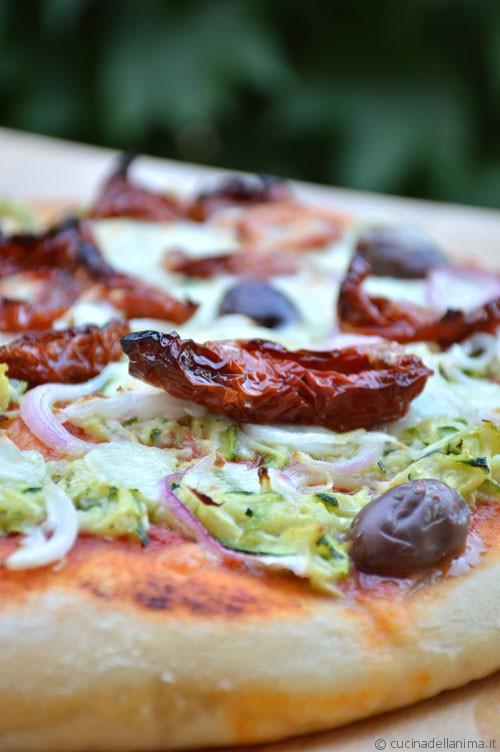 Pizza del solstizio d'estate