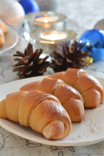 Buongiorno 2018! Colazione golosa con i croissant all'arancia!