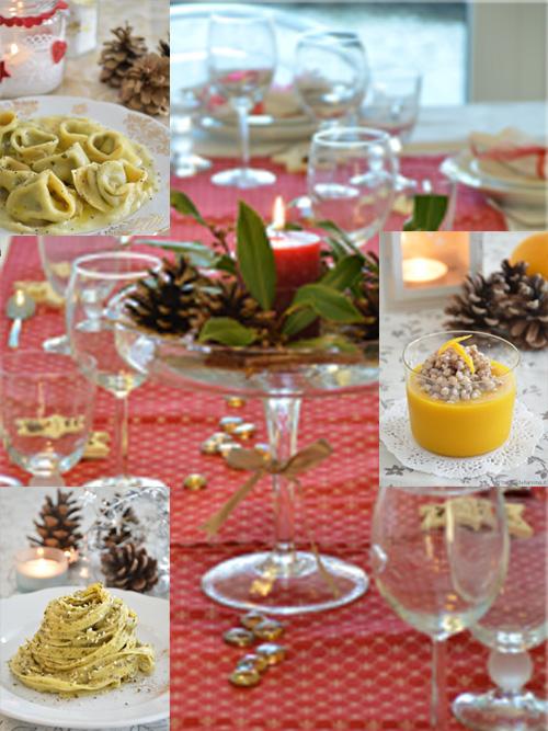 Il menù di Capodanno