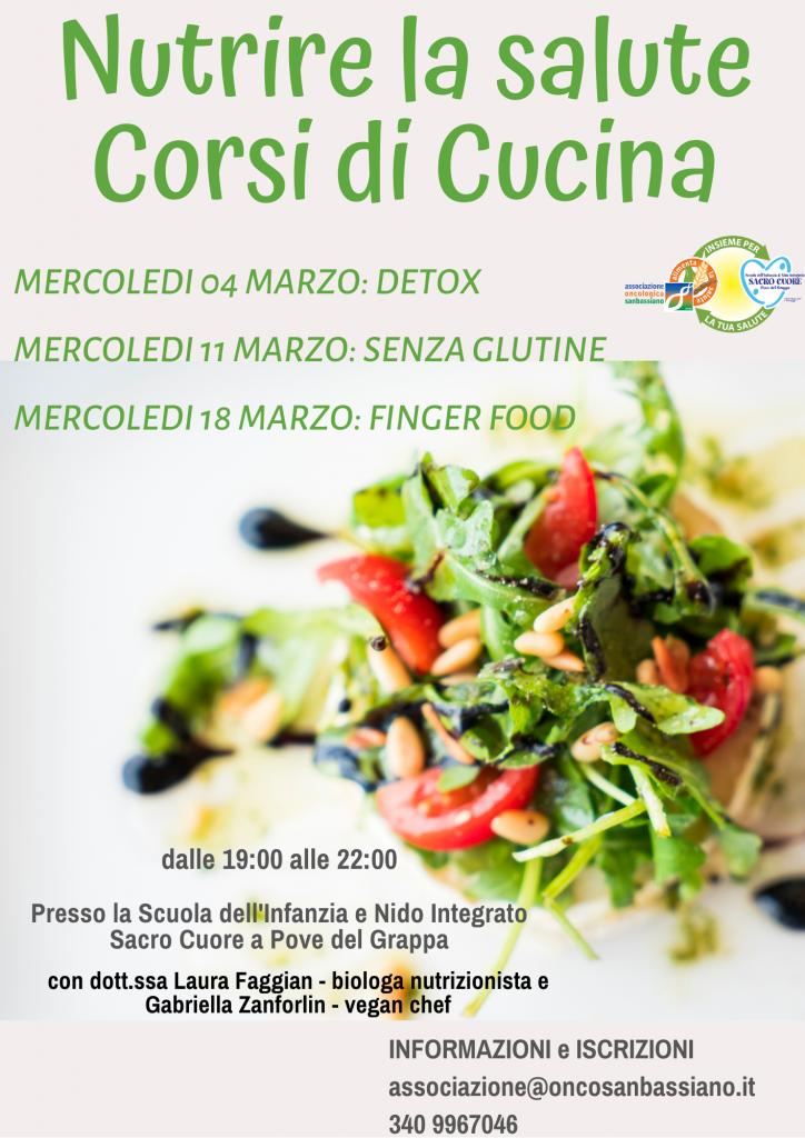 Corso Nuove Esperienze in Cucina